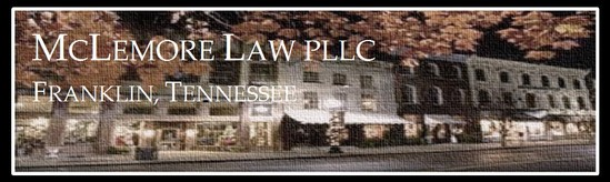 Defense Firm, McLemore Law PLLC News and Events